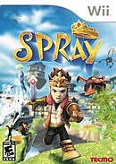 jaquette Wii SPRay