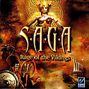 jaquette PC Saga Rage Of The Vikings