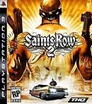 jaquette PlayStation 3 Saints Row 2