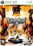 jaquette Xbox 360 Saints Row 2