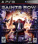 jaquette PlayStation 3 Saints Row IV