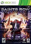 jaquette Xbox 360 Saints Row IV