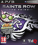 jaquette PlayStation 3 Saints Row The Third