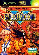 jaquette Xbox Samurai Shodown V