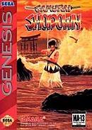 jaquette Megadrive Samurai Shodown