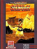 jaquette Neo Geo Samurai Shodown