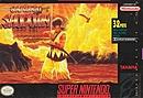 jaquette Super Nintendo Samurai Shodown