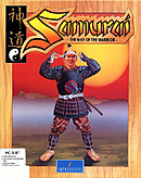 jaquette PC Samurai The Way Of The Warrior