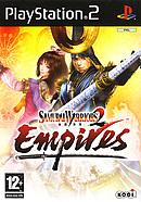 jaquette PlayStation 2 Samurai Warriors 2 Empires