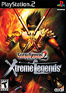 jaquette PlayStation 2 Samurai Warriors 2 Xtreme Legends
