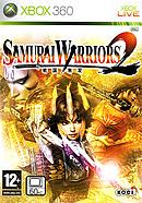 jaquette Xbox 360 Samurai Warriors 2