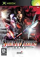 jaquette Xbox Samurai Warriors