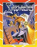 jaquette Amstrad CPC Savage