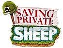 jaquette iPad Saving Private Sheep