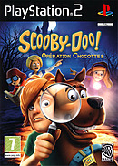 jaquette PlayStation 2 Scooby Doo Operation Chocottes