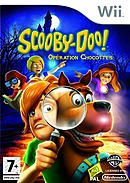 jaquette Wii Scooby Doo Operation Chocottes