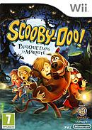 jaquette Wii Scooby Doo Panique Dans La Marmite