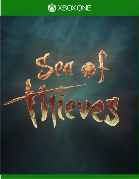 jaquette Xbox One Sea Of Thieves