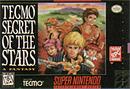 jaquette Super Nintendo Secret Of The Stars