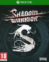 jaquette Xbox One Shadow Warrior