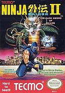 jaquette Nes Shadow Warriors II The Dark Sword Of Chaos