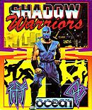 jaquette Amiga Shadow Warriors