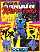 jaquette Amstrad CPC Shadow Warriors