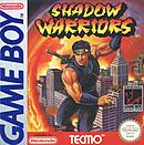 jaquette Gameboy Shadow Warriors