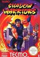 jaquette Nes Shadow Warriors