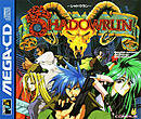 jaquette Mega CD Shadowrun