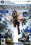jaquette PC Shadowrun