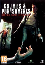 jaquette PC Sherlock Holmes Crimes and Punishments