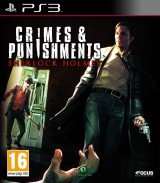 jaquette PlayStation 3 Sherlock Holmes Crimes and Punishments