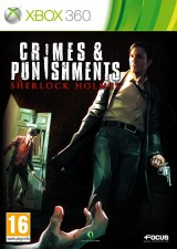 jaquette Xbox 360 Sherlock Holmes Crimes and Punishments