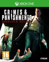 jaquette Xbox One Sherlock Holmes Crimes and Punishments