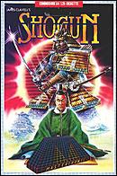 jaquette Commodore 64 Shogun