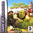jaquette GBA Shrek Smash N Crash Racing
