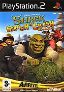 jaquette PlayStation 2 Shrek Smash N Crash Racing