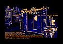 jaquette Amstrad CPC Shufflepuck Cafe