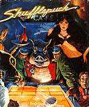 jaquette Atari ST Shufflepuck Cafe