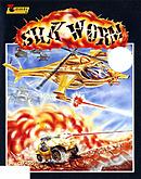 jaquette Atari ST Silkworm