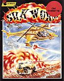 jaquette Commodore 64 Silkworm