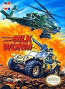 jaquette Nes Silkworm