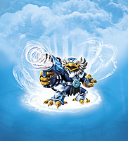 Skylanders Giants Jet Vac Character Illustration