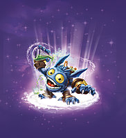 Skylanders Giants Pop Fizz Character Illustration