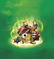 Skylanders Giants Shroomboom Character Illustration