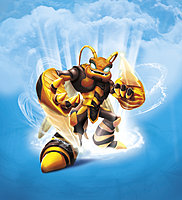 Skylanders Giants Swarm Character Illustration