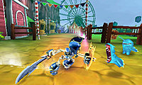 Skylanders Giants 3DS Chop Chop
