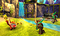 Skylanders Giants 3DS Trigger Happy