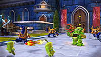 Skylanders Giants PS3 Zook in Kaos Kastle